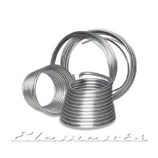 Aluminium Round Wire on REEL 0.56mm - 2mm Non Tarnish